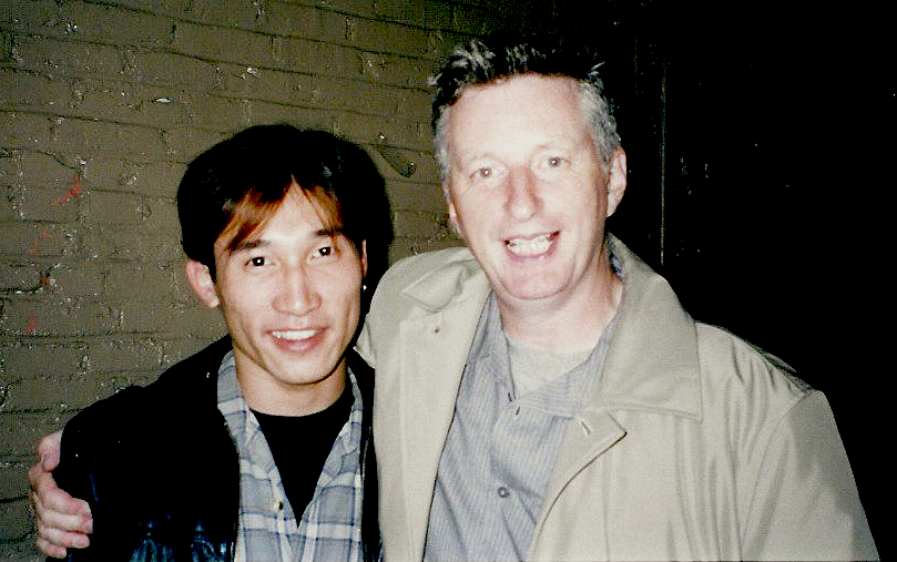 Kevin So Billy Bragg
