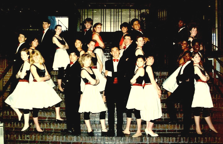 Kevin So Show Choir 1988 Boston Latin School